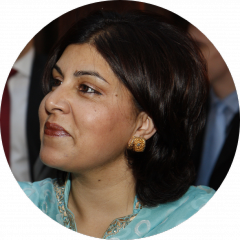 Profile picture for Baroness Sayeeda Warsi