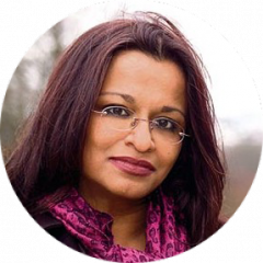 Profile picture for Professor Mona Siddiqui